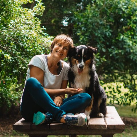 Mandy Eggins, dog trainer in Ballina